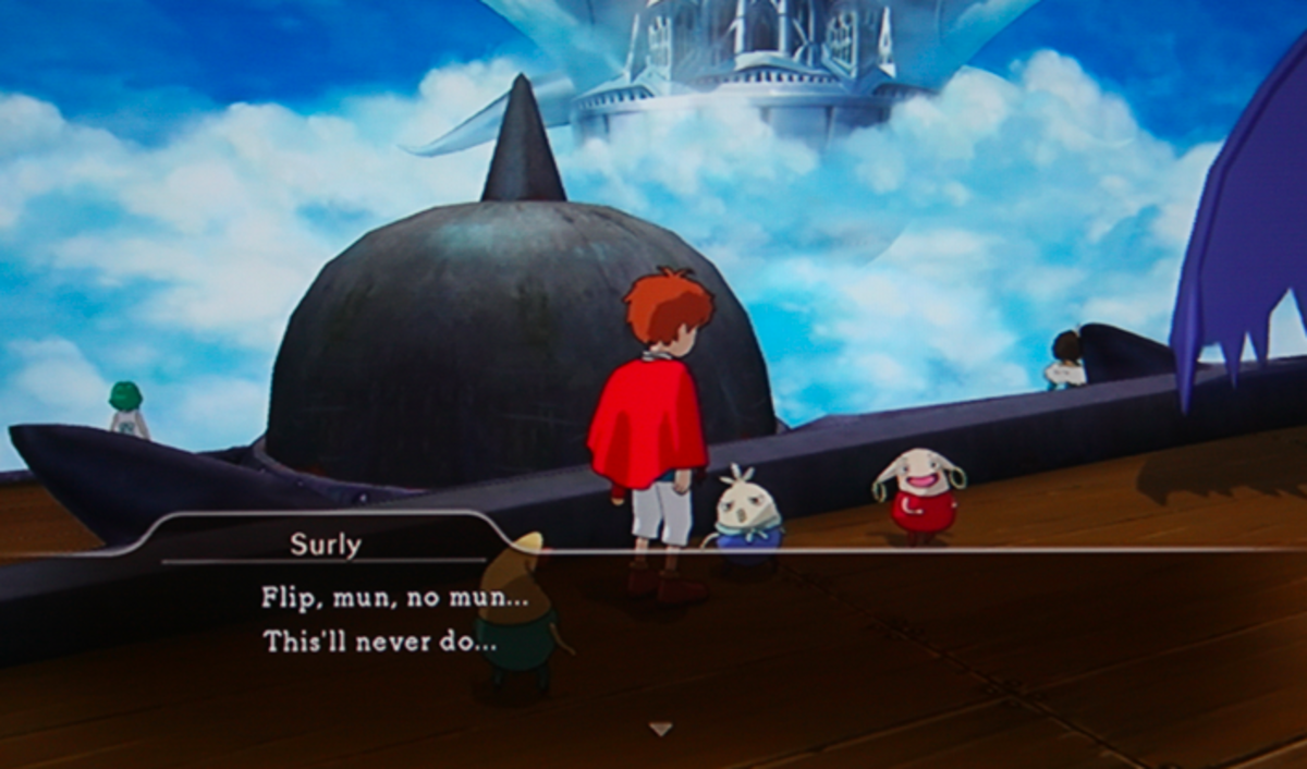 Ni no Kuni walkthrough: Totally Tidy Tools