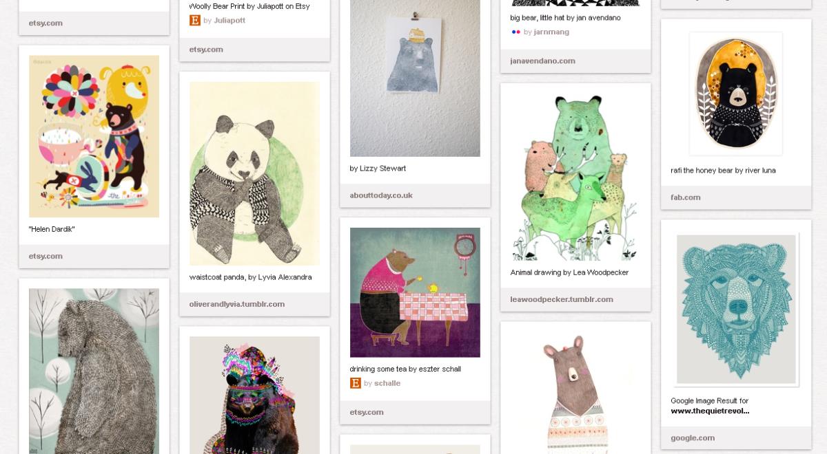 bear-drawings