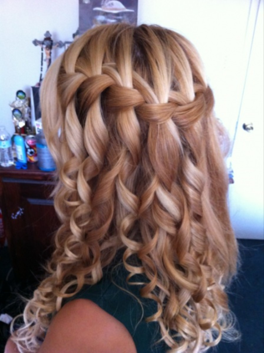 Pinterest Interests- Wedding Hairstyle Ideas #1