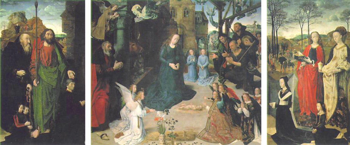 Hugo Van Der Goes: Portinari Altarpiece