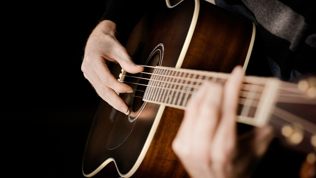 The Best Acoustic Guitar To Buy And Why