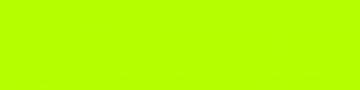 YELLOW GREEN 70% (R) : 100% (G) : 0% (B) This is Green light with the addition of Red light. Red and Green together makes Yellow, so this is Green with a distinctly Yellow tint
