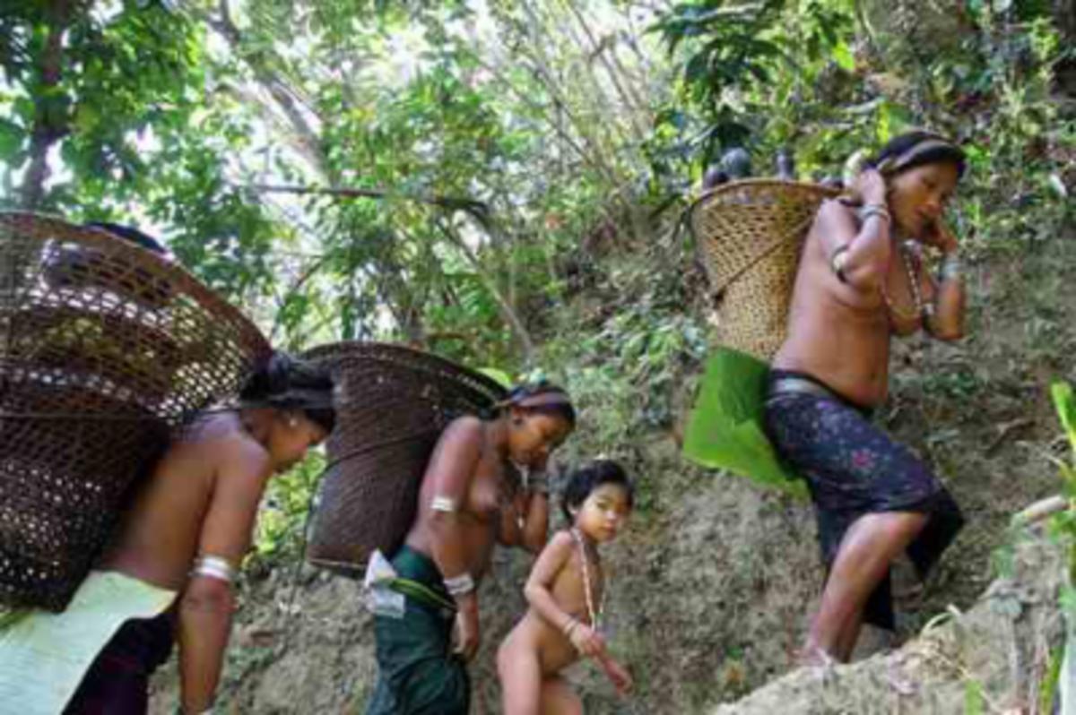 Mru Indigenous People