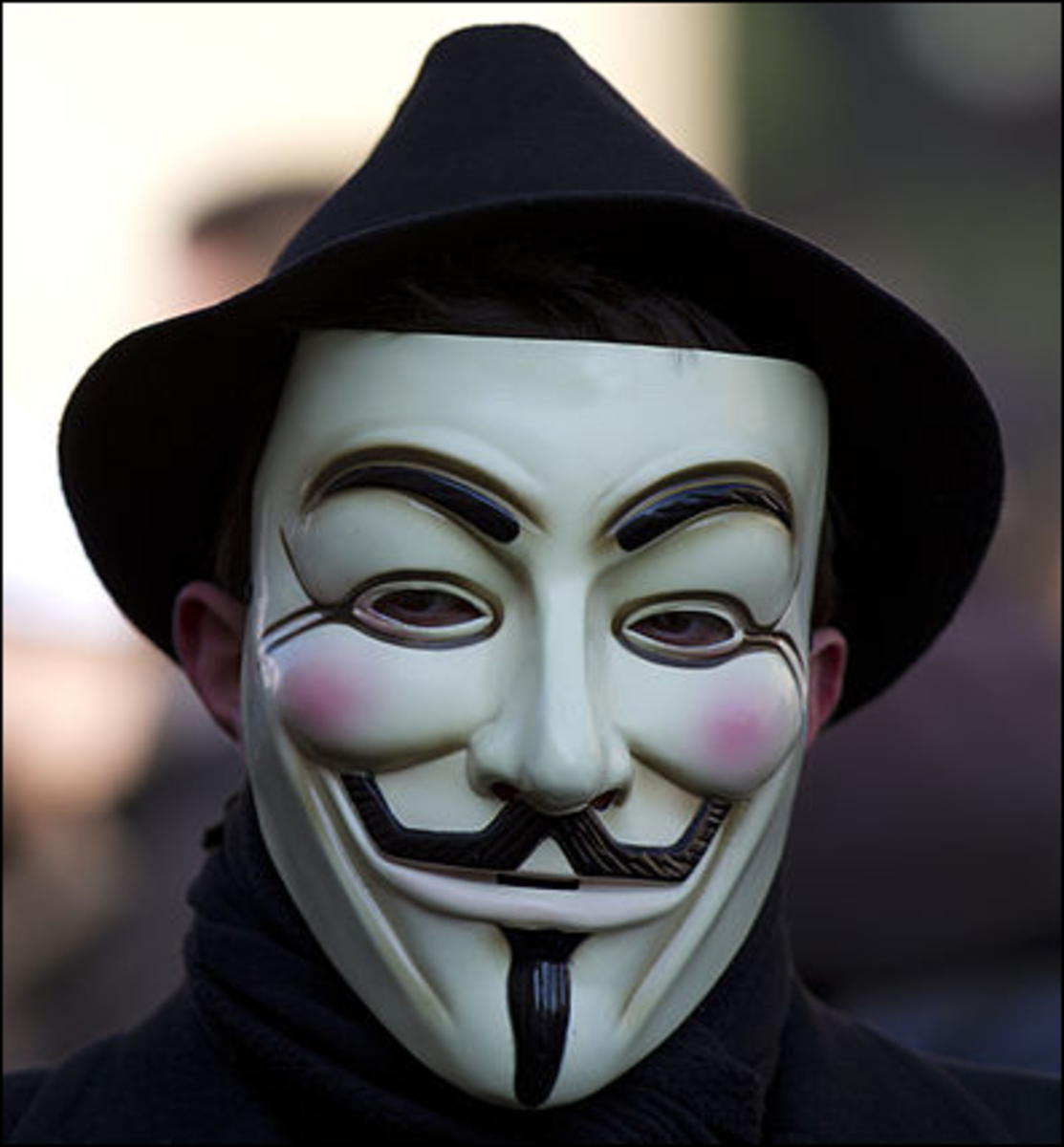 'Black hat' hacker?