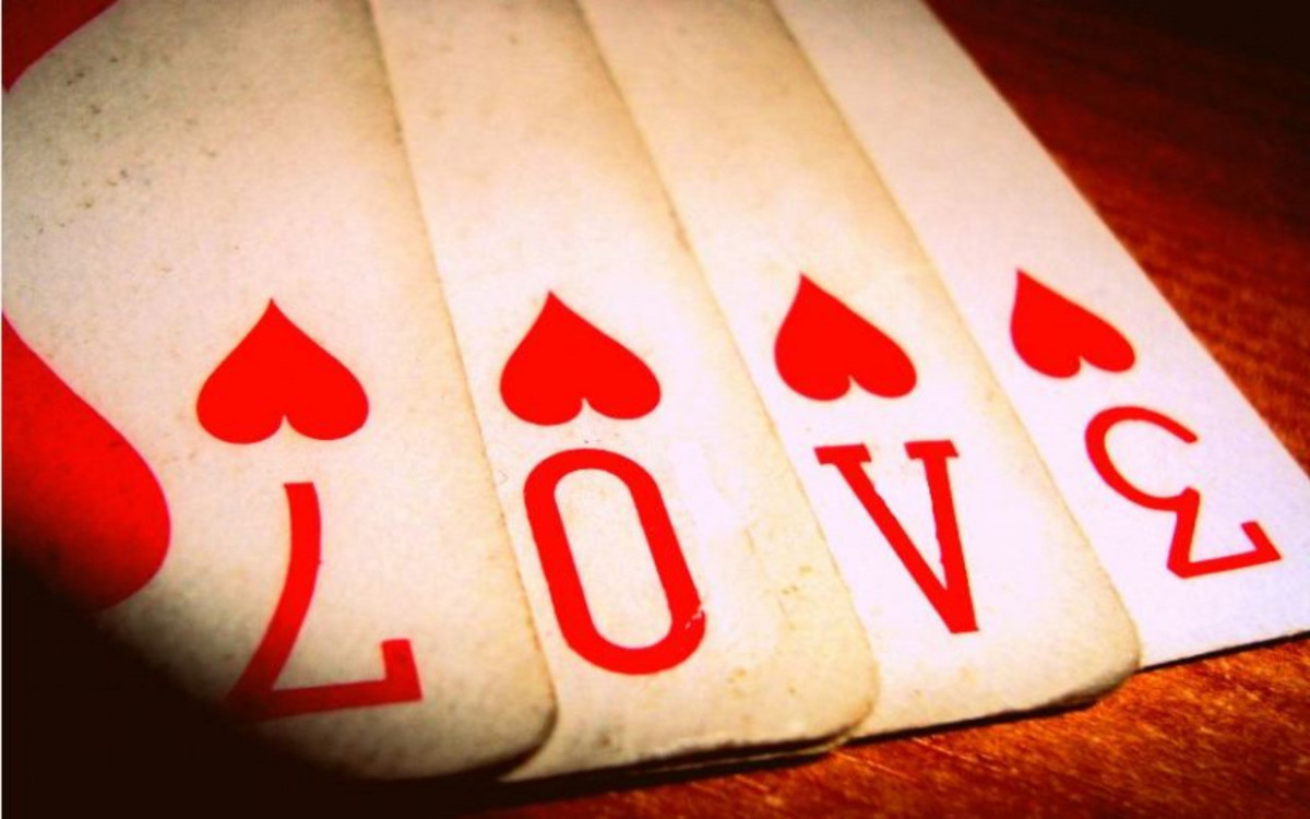 Love is a game where you both win and lose. It's a victory since love can  bring back the light in your life. True love can be your endless source of  ...