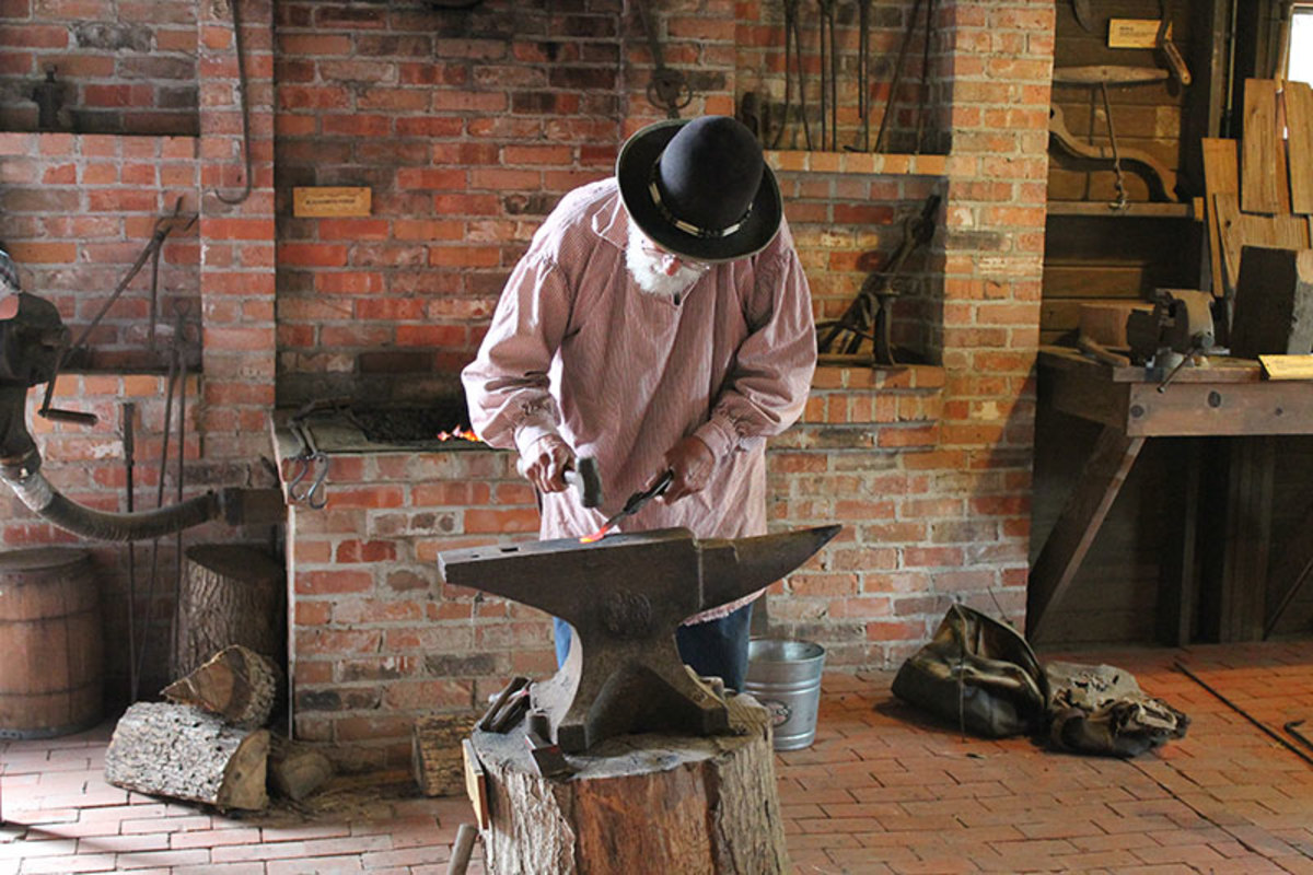 Blacksmith Forge Tools Hubpages