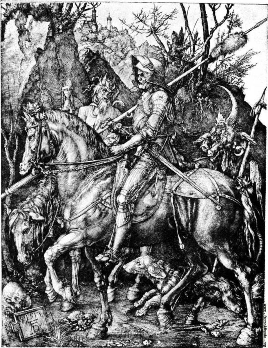 """Duerer, Albrecht: âEngravings on metal by Albrecht Duerer"""""""