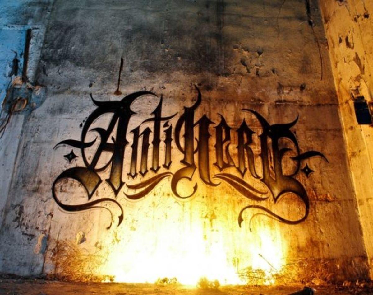 Anti-Hero (Street Art)
