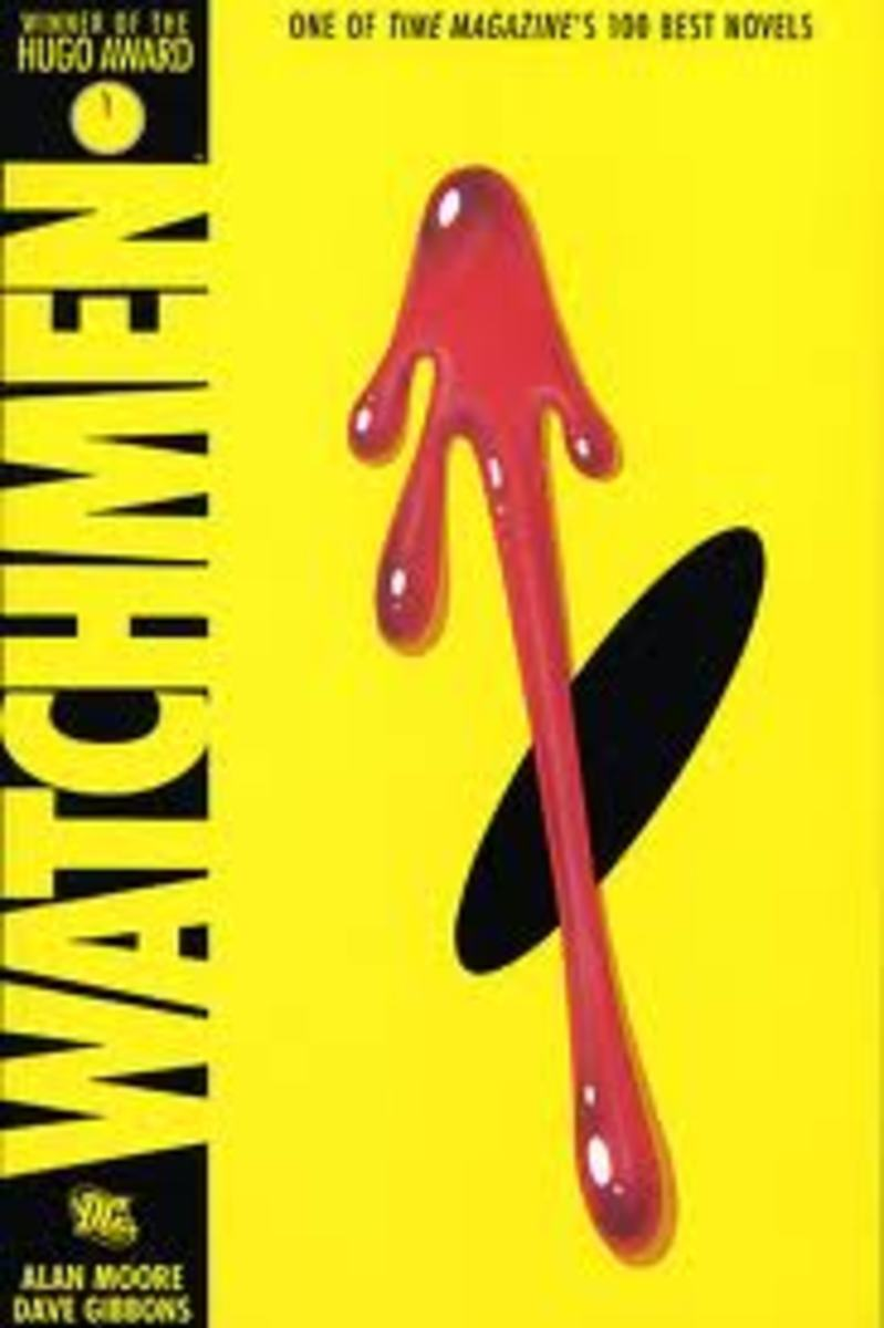 Watchmen graphic novel