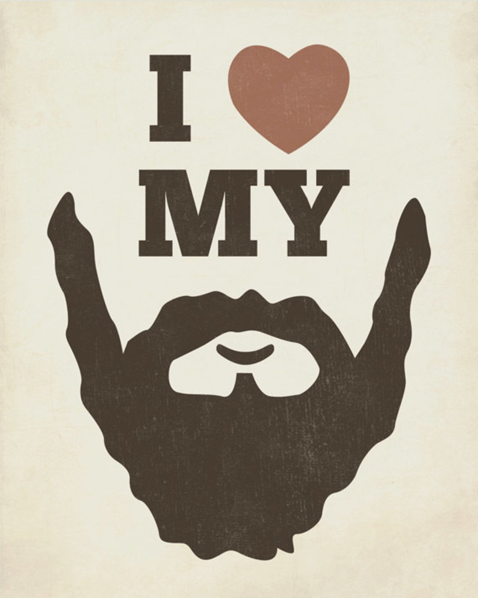 How to Grow a Beard - a Spiritual and Psychological Guide