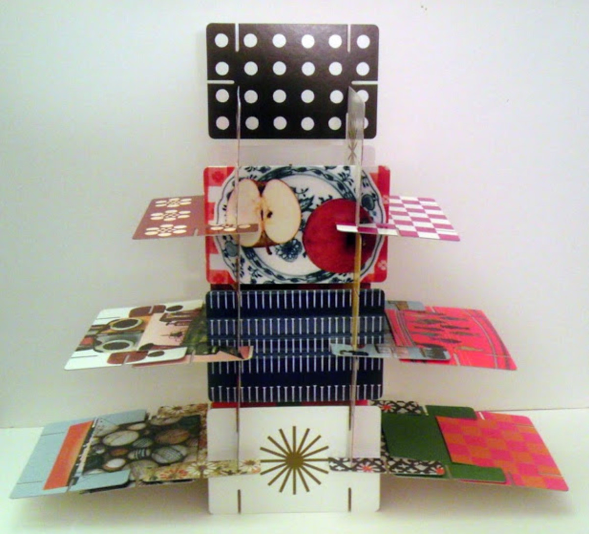 Charles and Ray Eames' 1952 House of Cards