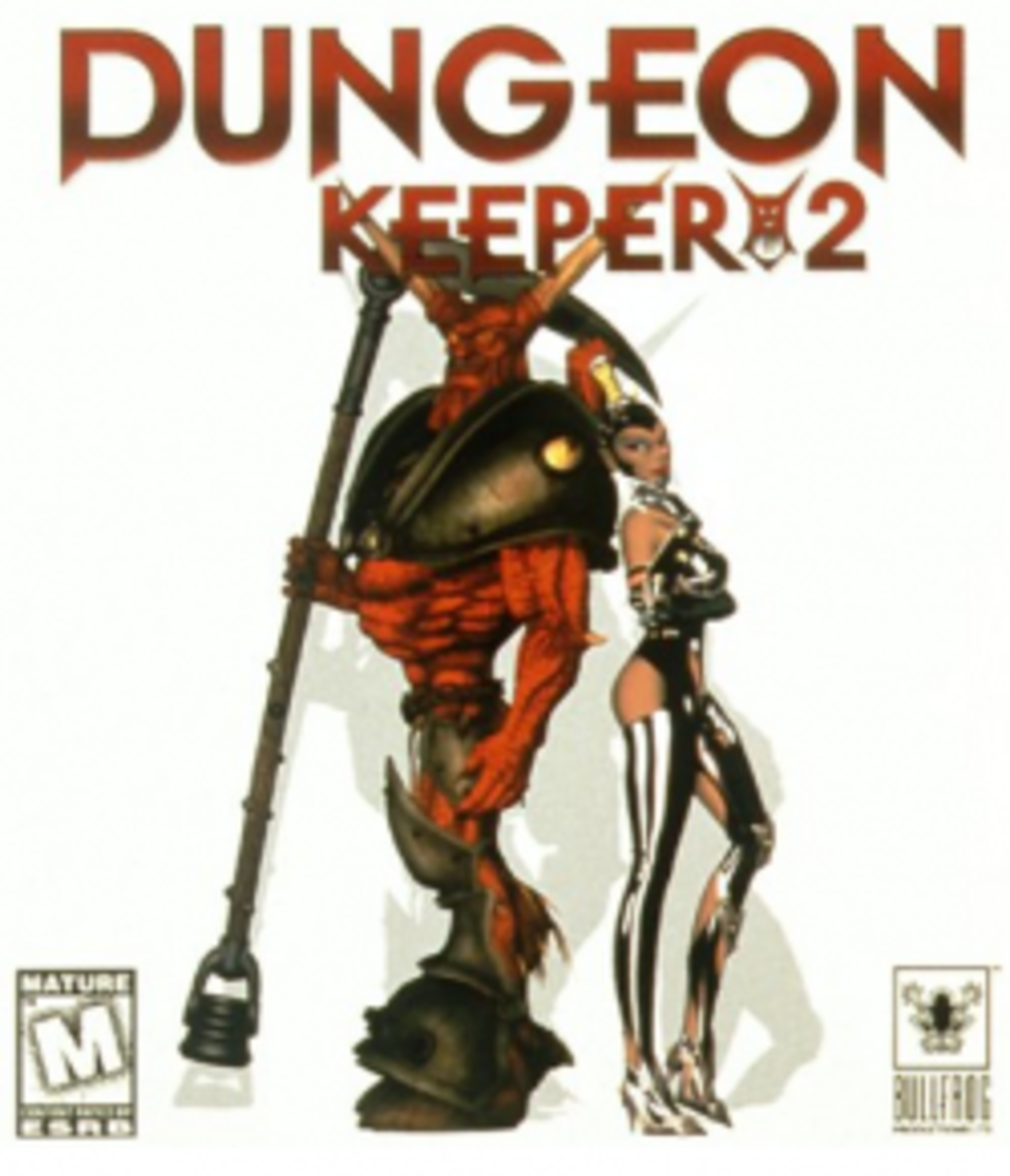 My Top 3 Games Like Dungeon Keeper - How My Love For Gaming Started