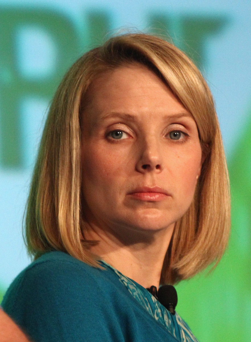 The Business Case for Effective Change Management Training: Marissa Mayer, Yahoo CEO
