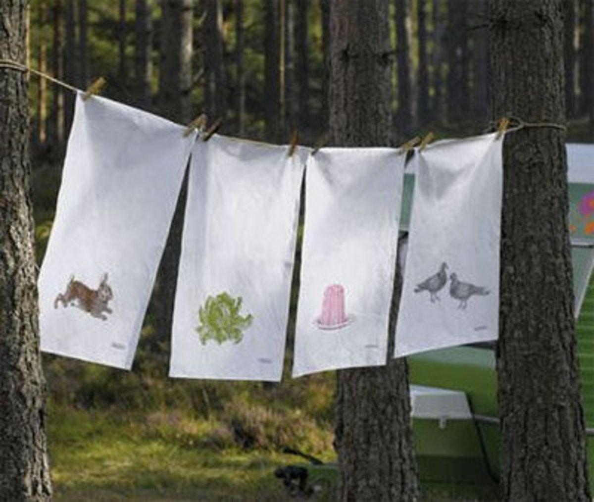 Creative Ways to Use Tea Towels