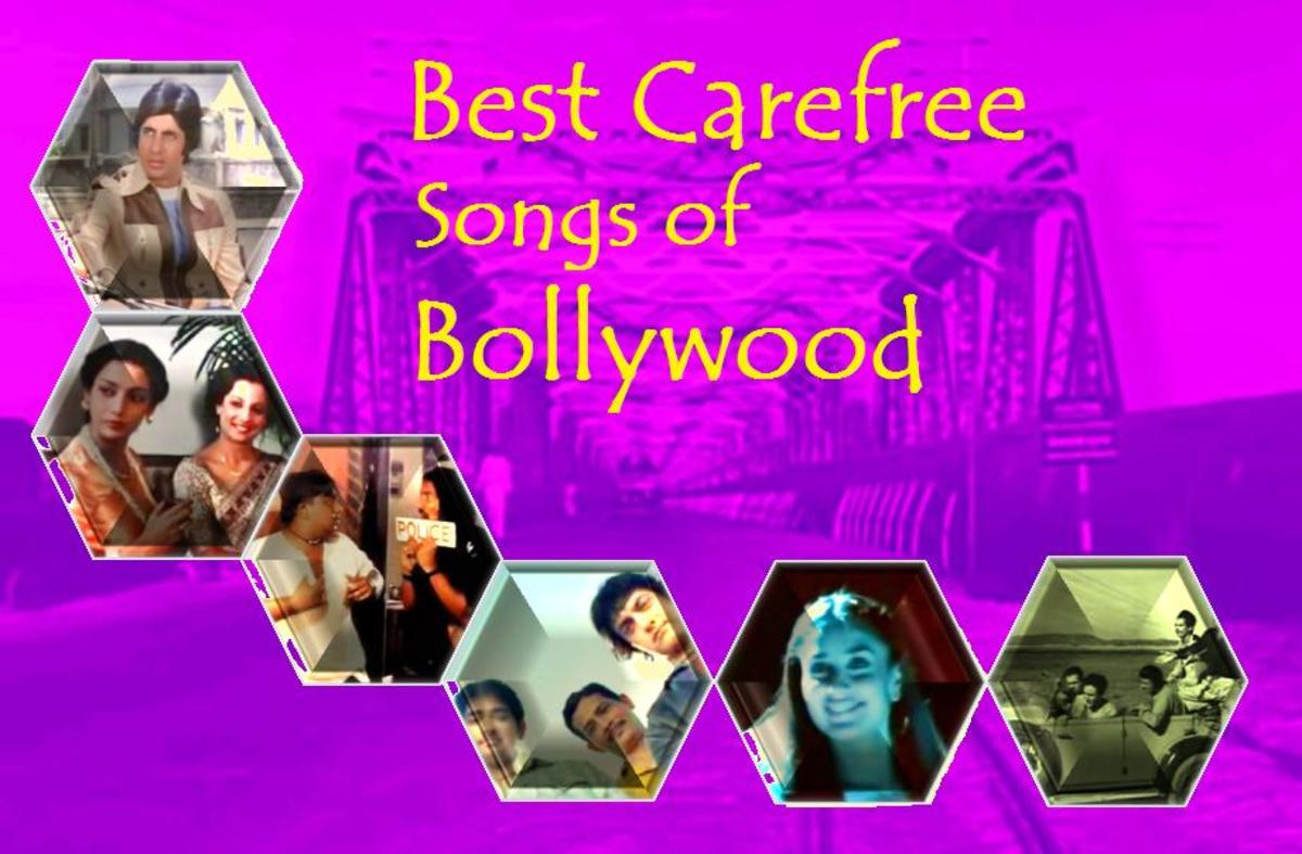Top Carefree Hindi Songs of Bollywood