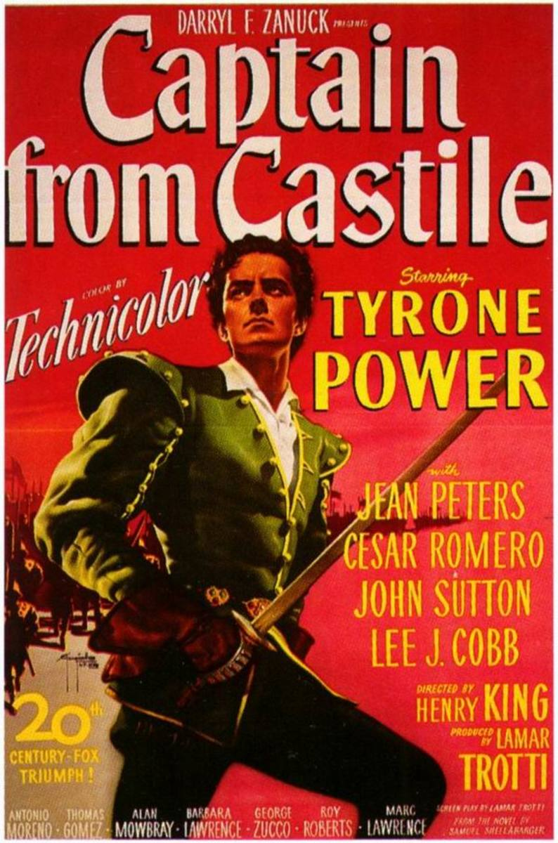 Captain from Castile (1947)