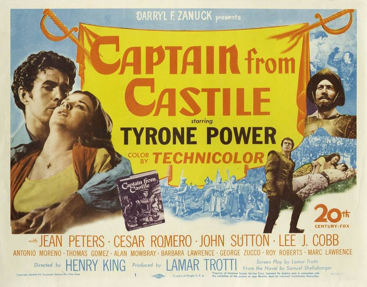 The Captain from Castile (1947)