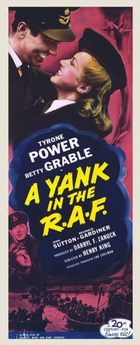 A Yank in the RAF (1941)