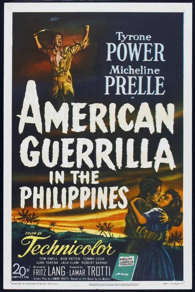 American Guerrilla in the Philippines (1950)