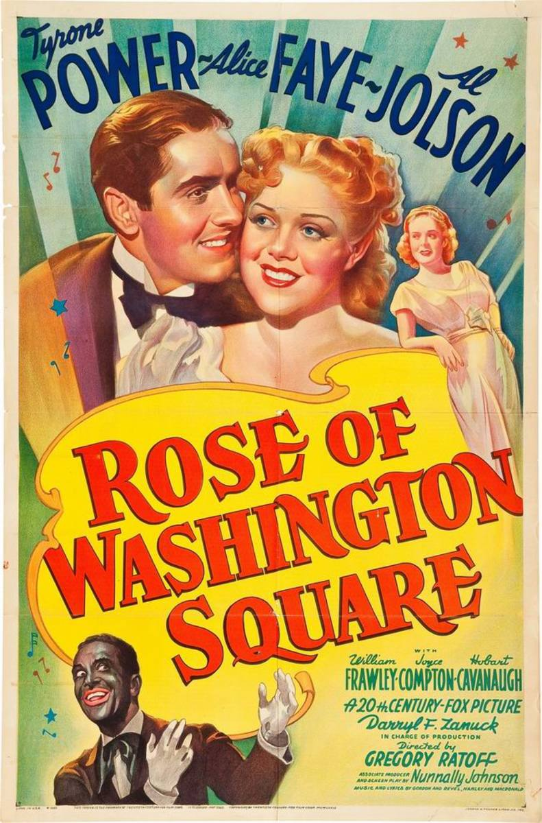 Rose of Washington Square (1939)