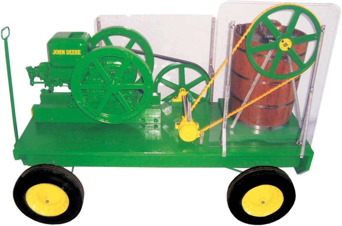 Country 20qt wagon mount