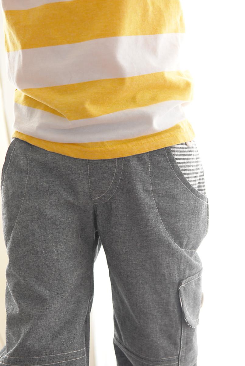Cargo Pants Sewalong