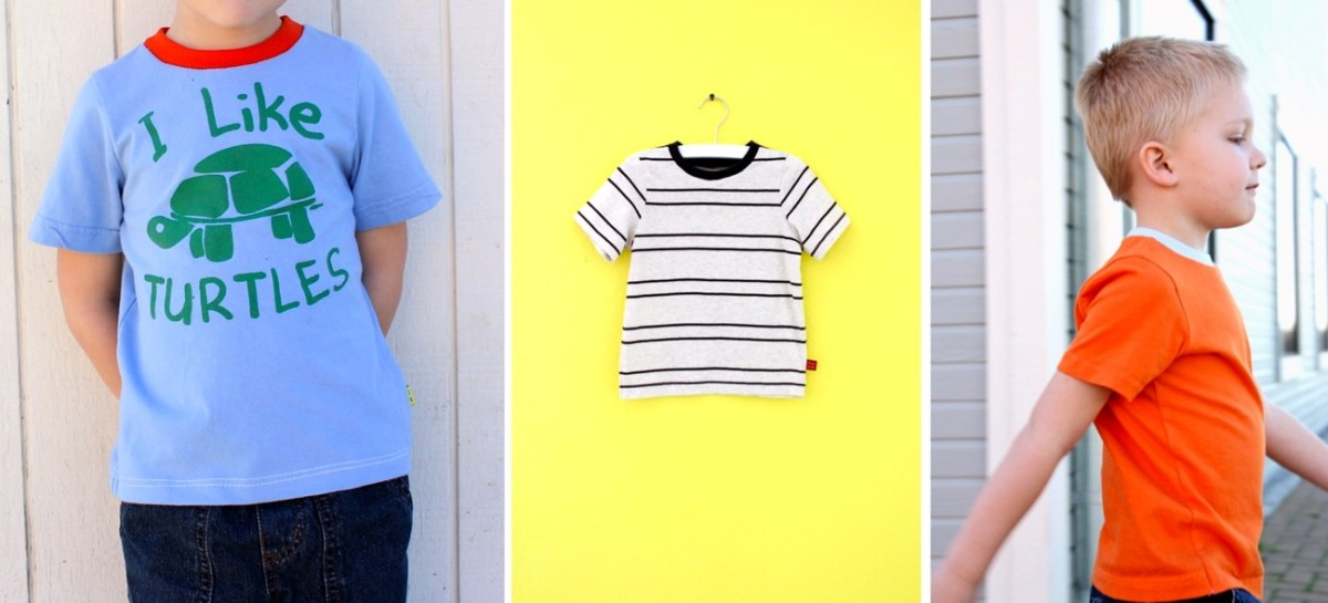Basic Tshirt Tutorial
