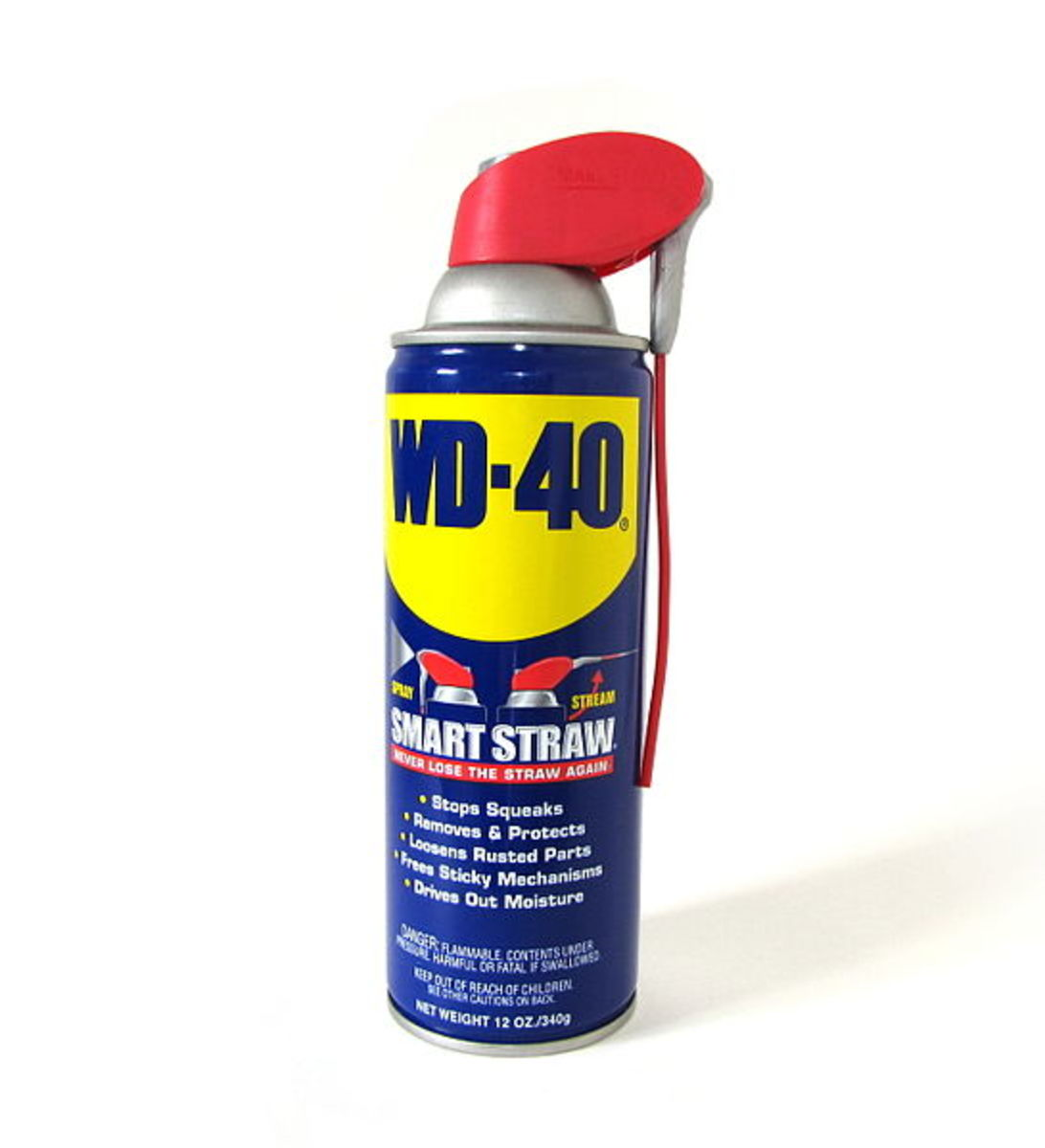 Did you know? 12 great uses for WD-40