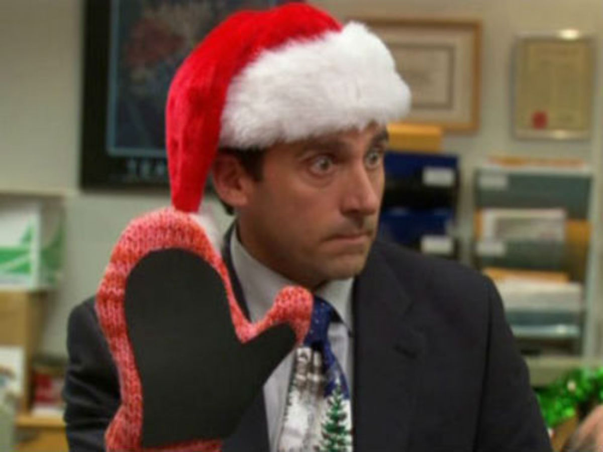 The best boss ever on television is Michael Scott on The Office, played by Steve Carell