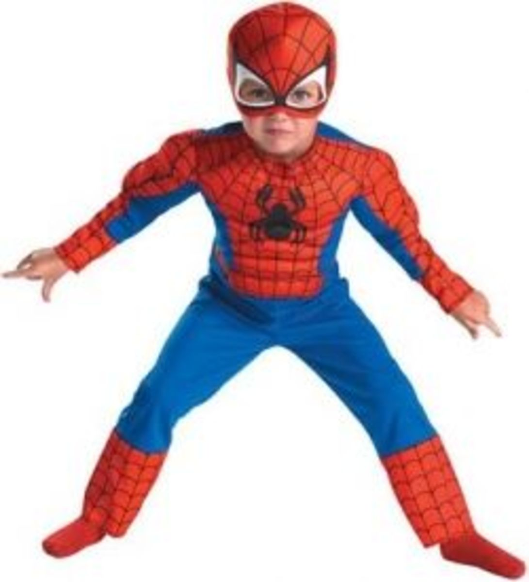 spiderman outfit for kids