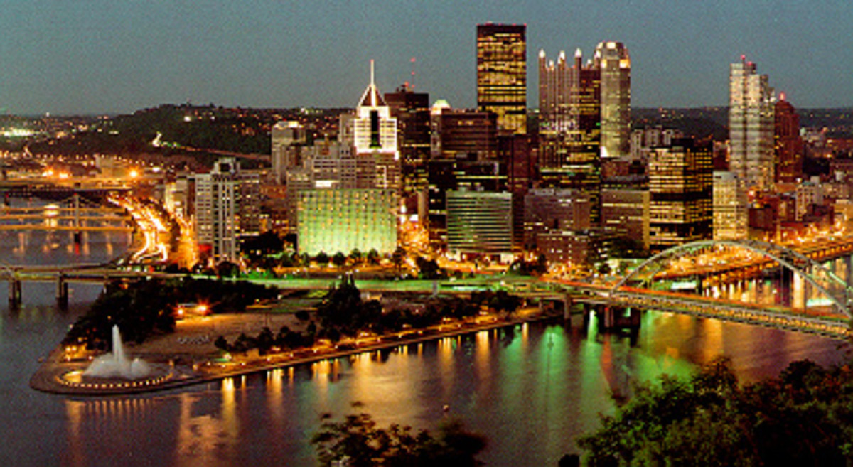 Top Ten Things To Do in Pittsburgh (and a Few More Ideas)
