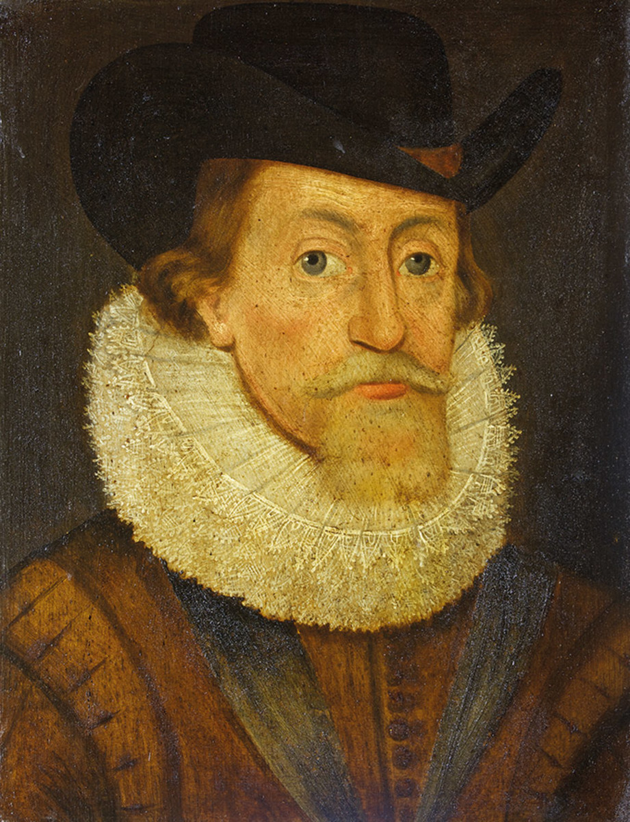King James I had been advised as heir to Queen Elizabeth to renounce his Roman Catholic beliefs in order to be crowned king of England. In renouncing he made new enemies, potentially his allies should he go against his renunciation