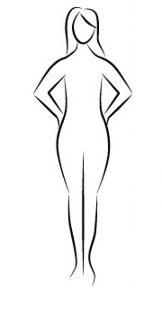 curvy body
