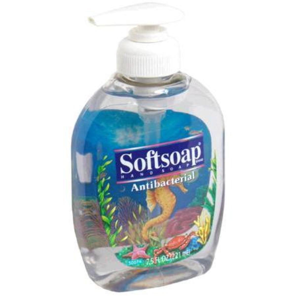 Softsoap Unscented Antibacterial Soap