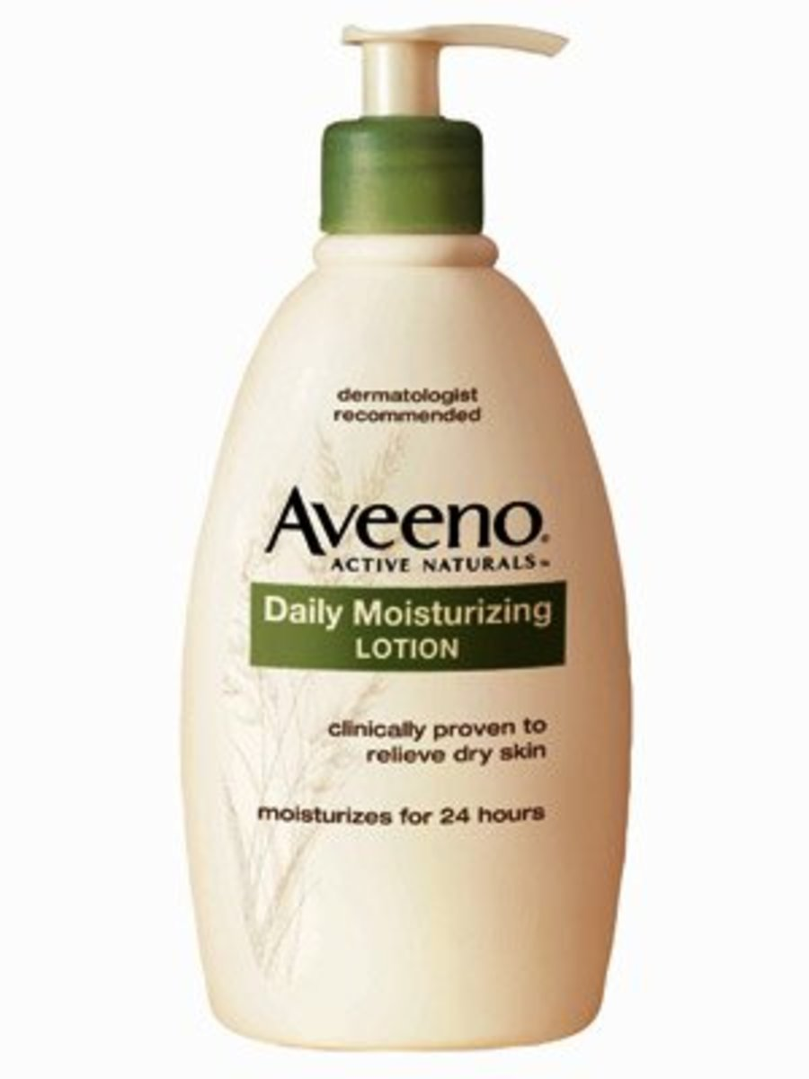 Aveeno daily moisturizing lotion for Tattoo care lotion