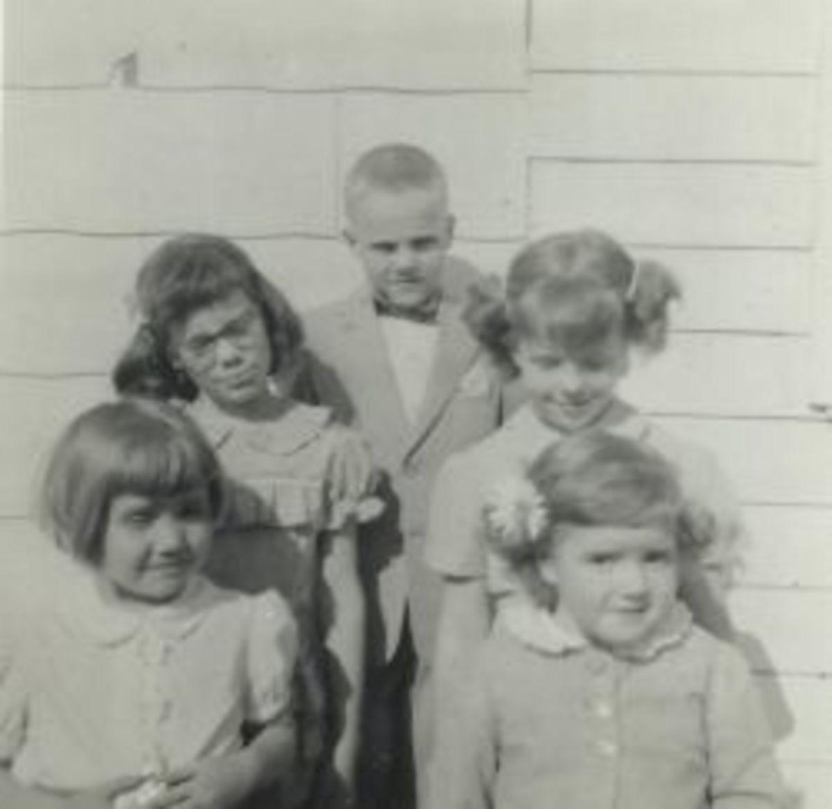 fifties-childhood