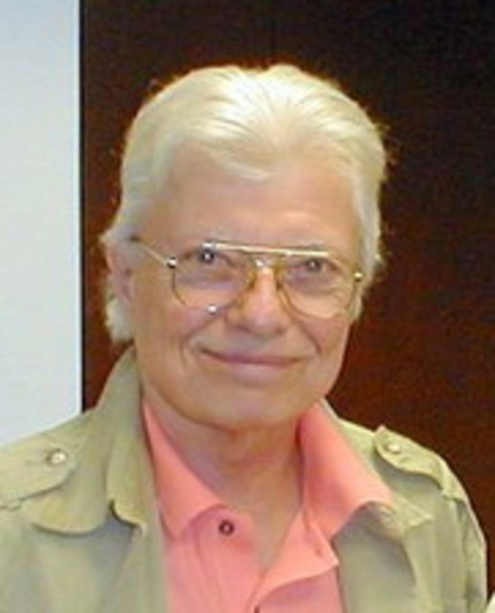 Robert James Waller, author of one of the 1990s best selling books, The Bridges of Madison County