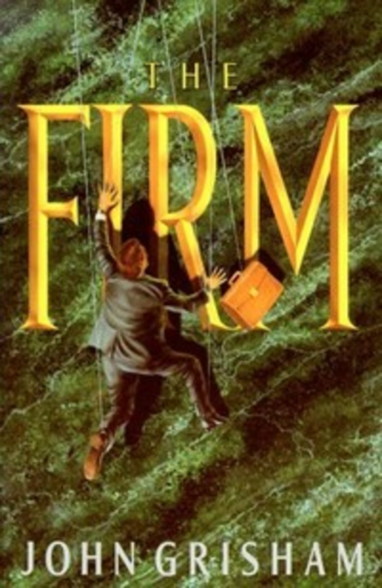 Cover of The Firm by John Grisham