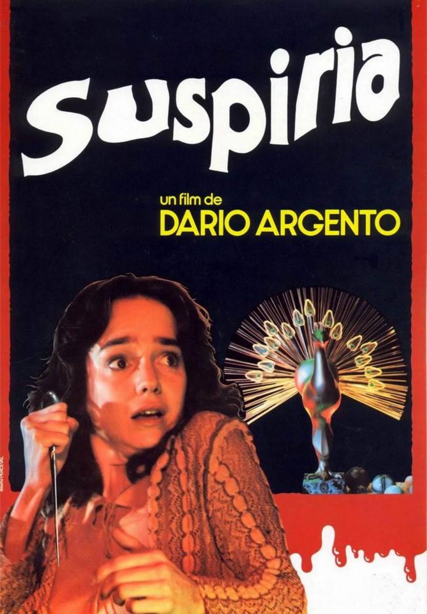 Suspiria (1977) Spanish poster