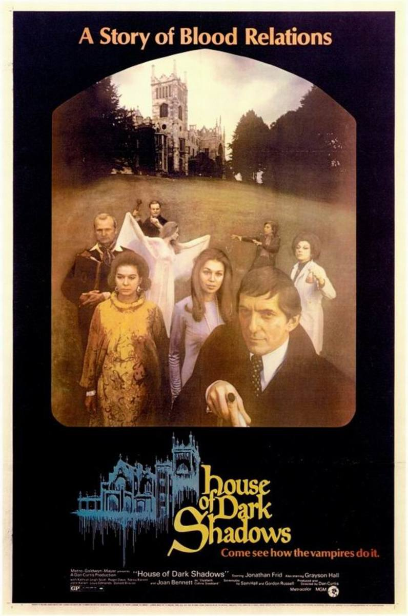 House of Dark Shadows (1970)