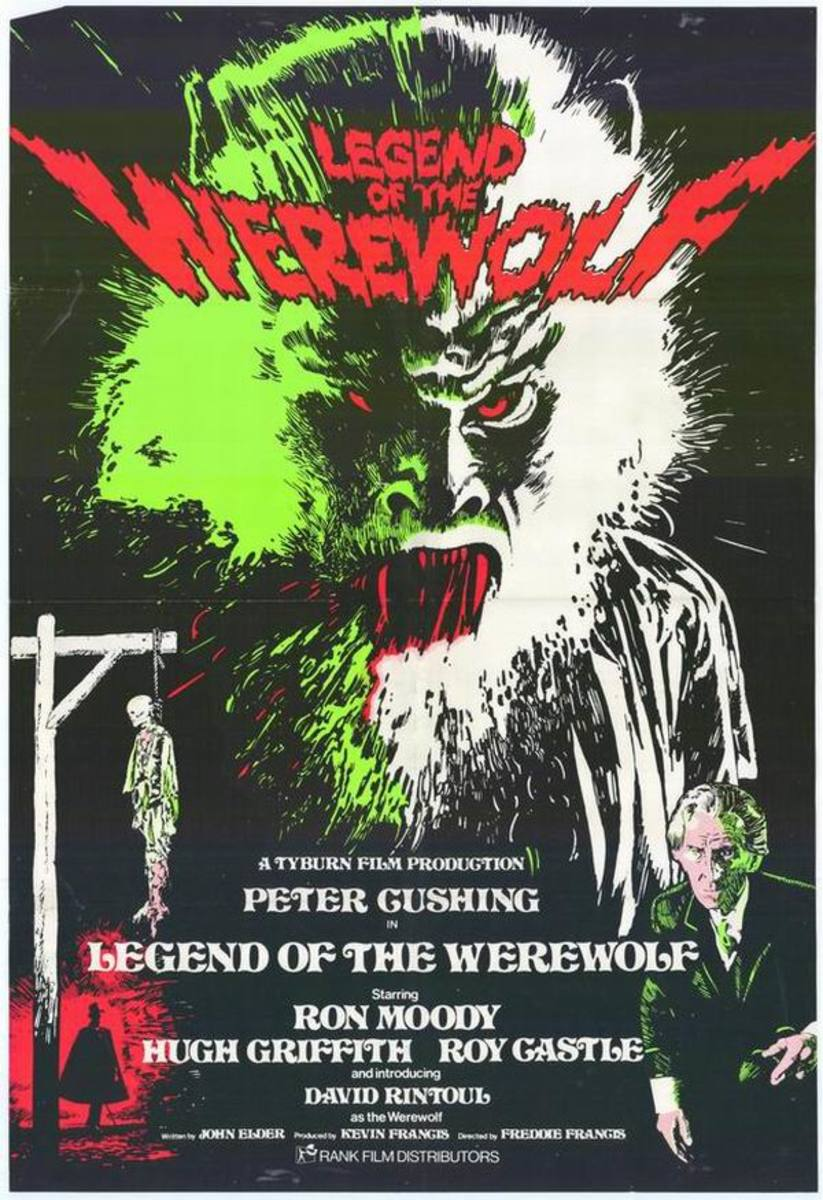 Legend of the Werewolf (1975)