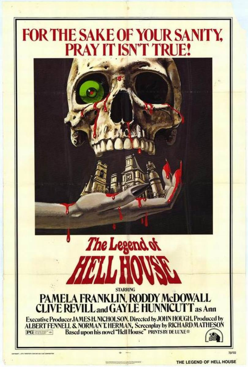 hell house a documentary by george Hell house - christian movie reviews and ratings that are family friendly.