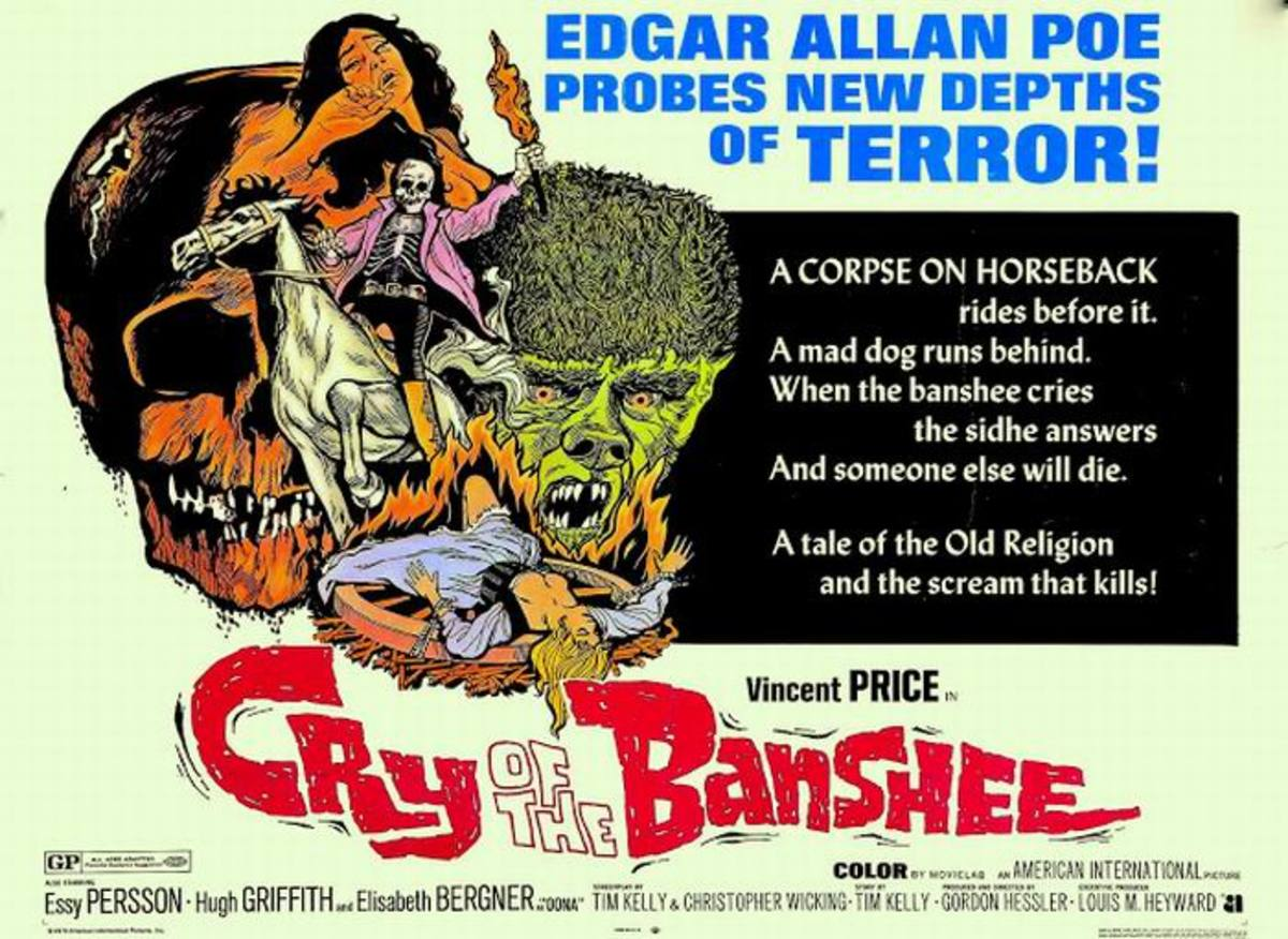 Cry of the Banshee (1970)