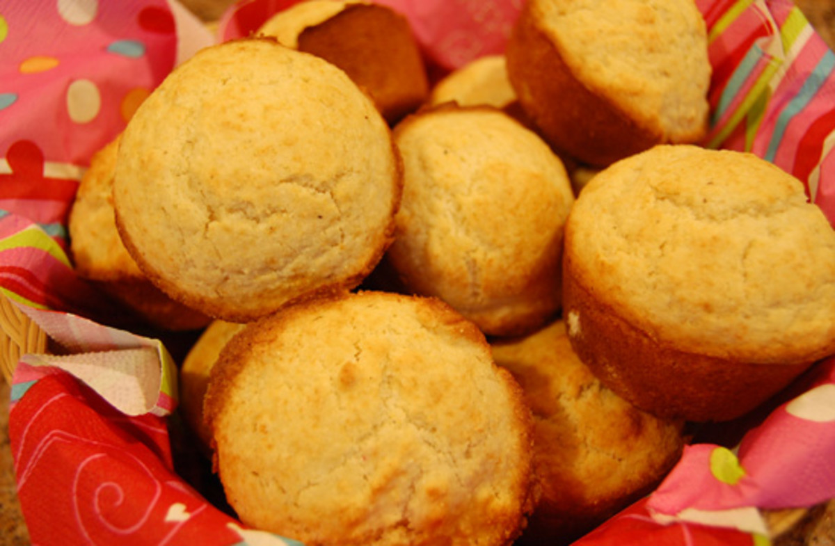 how-to-make-cornbread-muffins-from-scratch