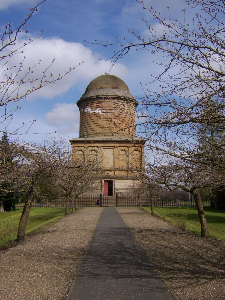 Hamilton Mausoleum Visitor's Guide