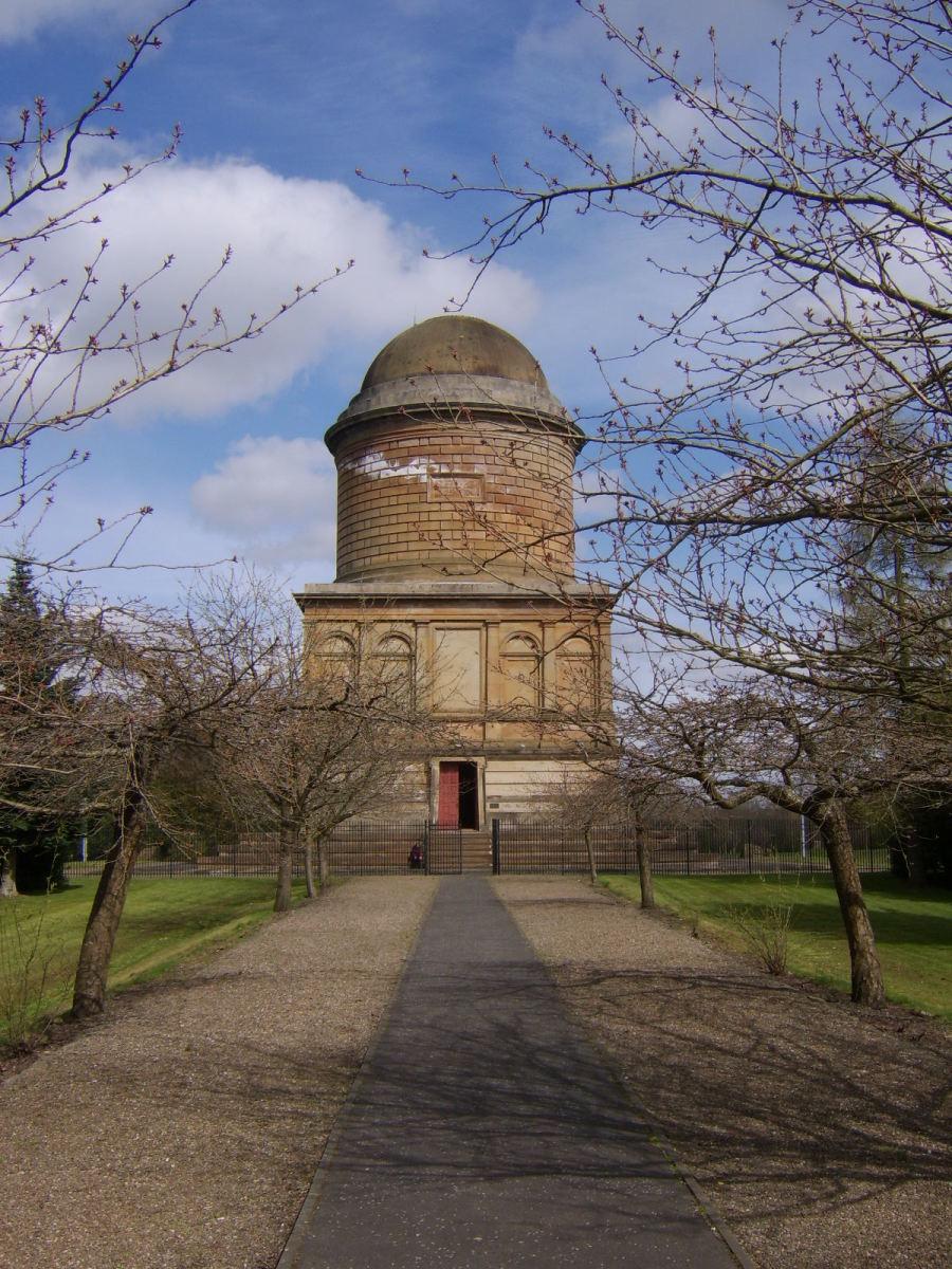 Hamilton Mausoleum Visitor's Guide