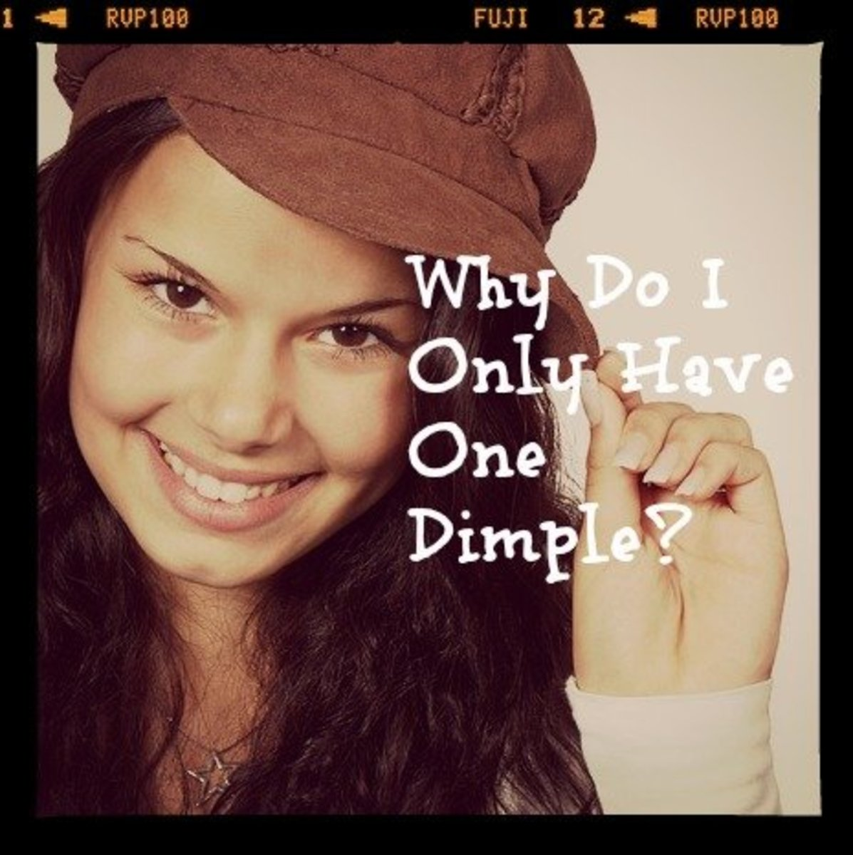 how to draw a smile with dimples