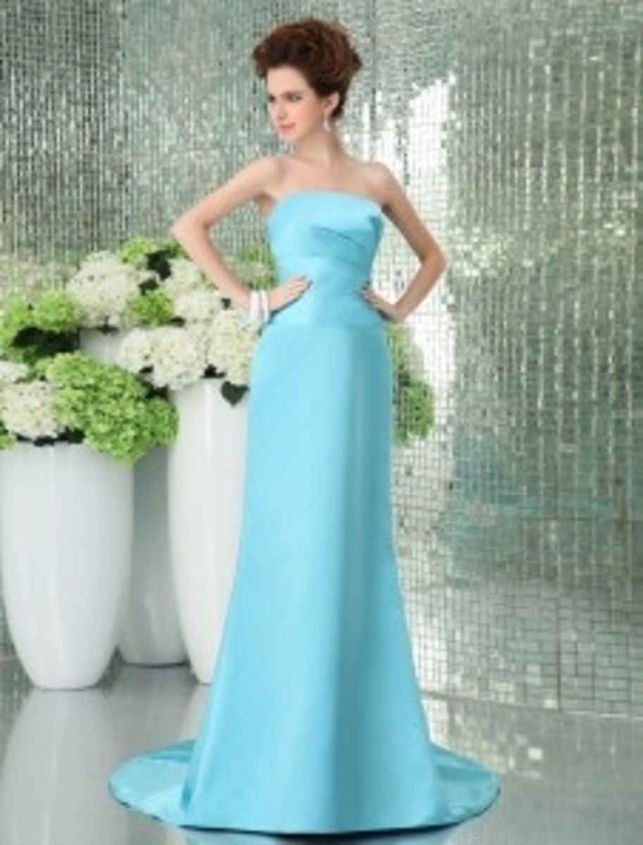 Tall Mother Of The Bride Wedding Dress