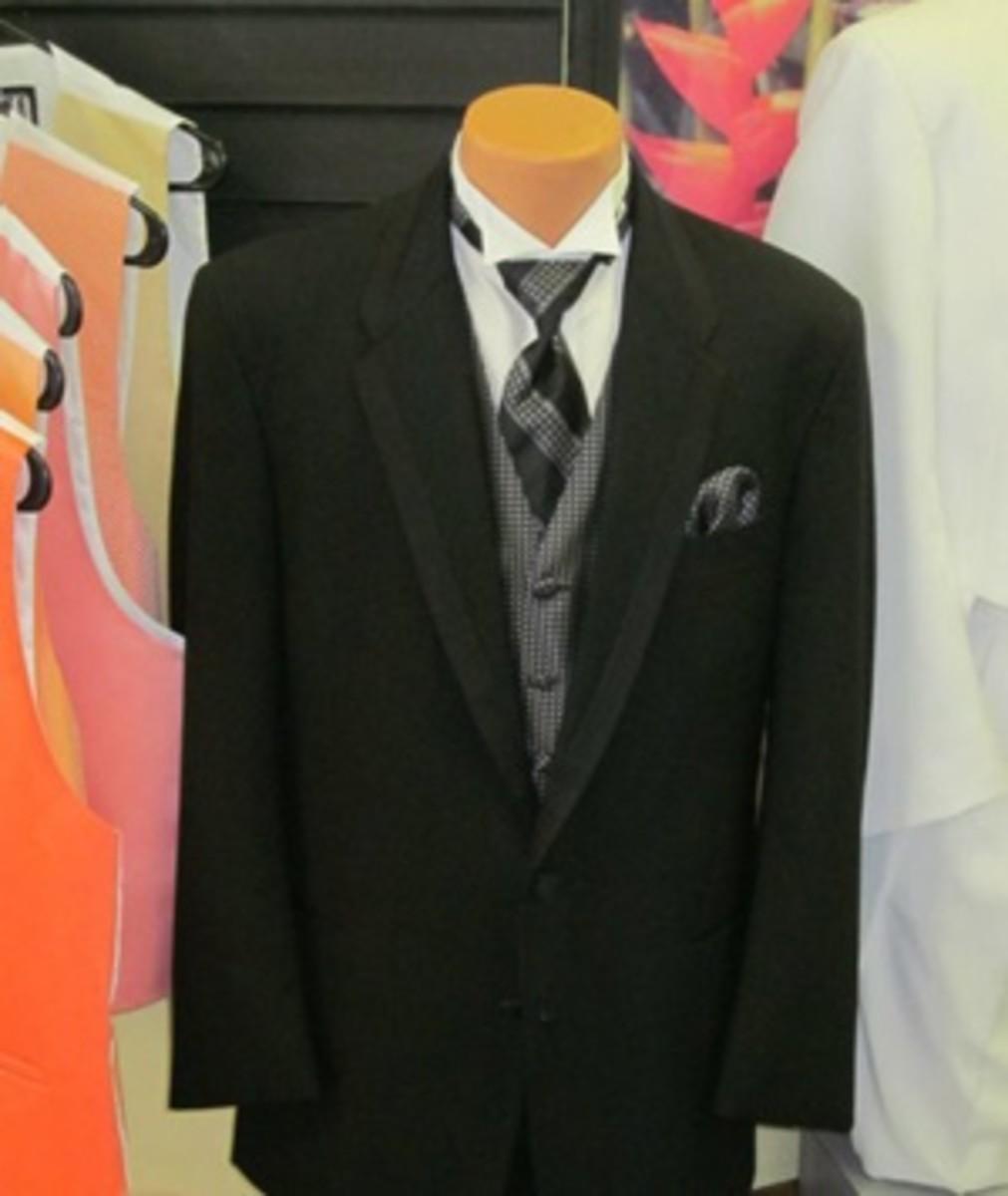 Father's Tuxedo
