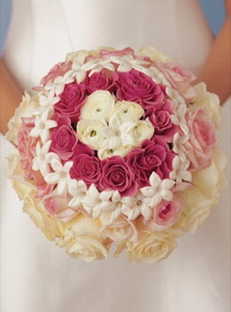 Biedermeier Bridal Bouquet